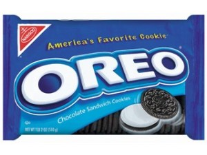 I cannot imagine my life without Oreos: regular, double stuff, mint, golden, golden with chocolate frosting, you name it!